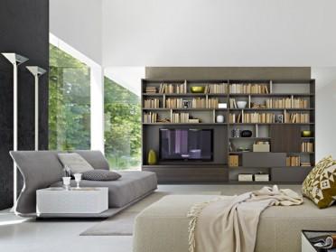 Vendita di Altri mobili per soggiorno,Molteni composizione E modello ...
